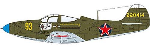 1/32 ベルP-39N/Qエアロコブラ・ソ連空軍 SH32028