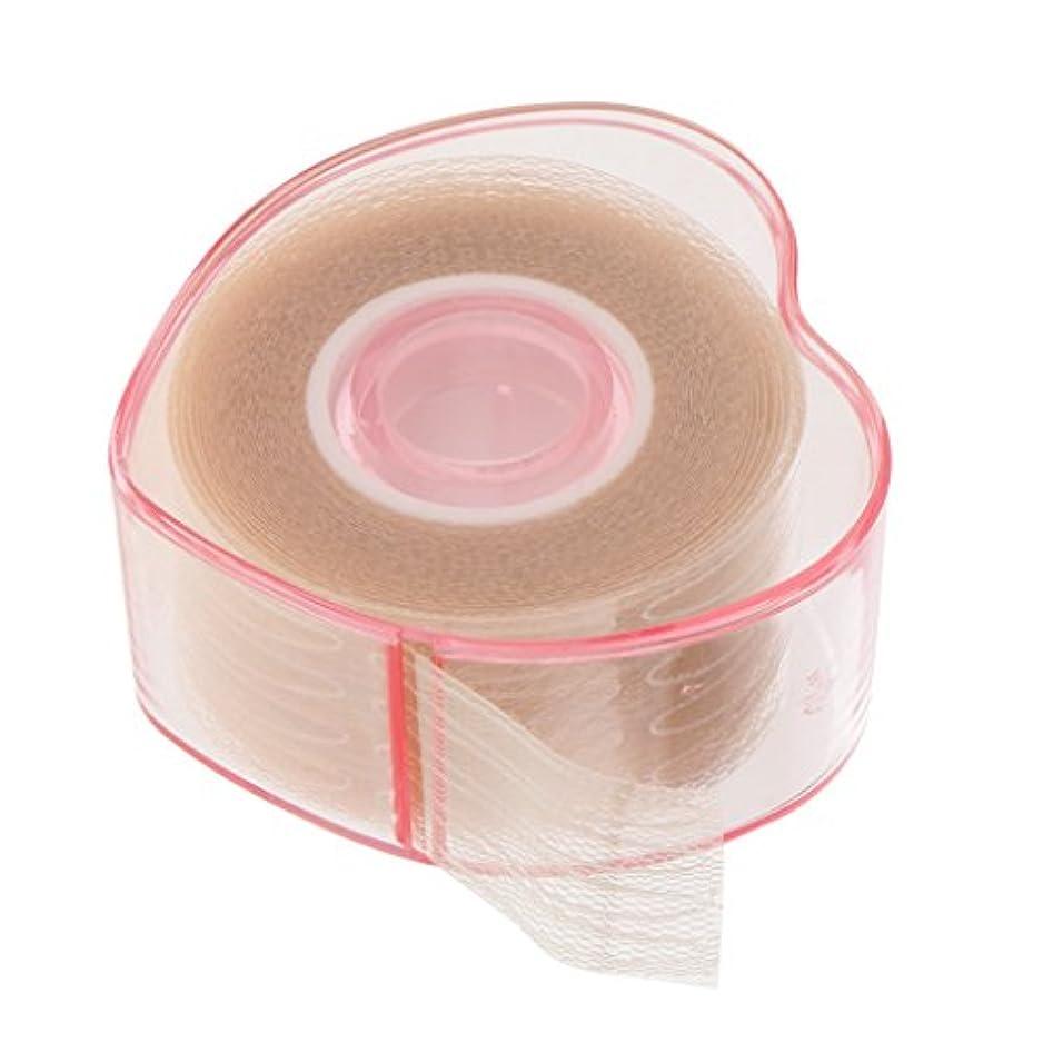 丁寧上へマージまつ毛テープ まつ毛ロール 繊維 二重まぶた リフトストリップ ステッカー 粘着性なし 4タイプ選べる - 図示のように, 説明したように