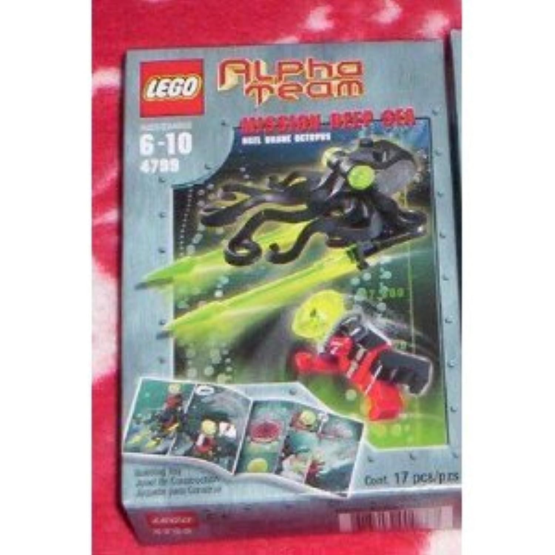 レゴ アルファチーム セット #4799 AT-4799 Ogel Octopus [並行輸入品]