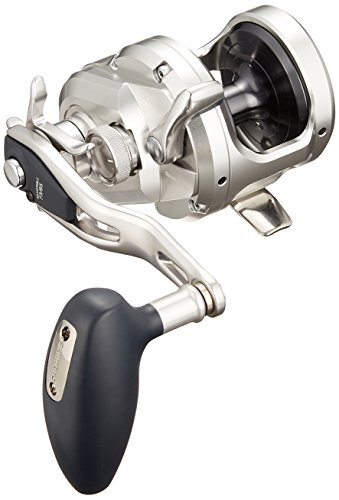 NEW Shimano Bait Casting Reel Jigging 17 Ossiaga 1501 PG Left handle
