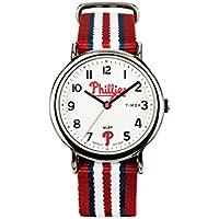 [タイメックス]TIMEX TRIBUTE COLLECTION(トリビュート・コレクション) TW2T55100メンズ 腕時計 Philadelphia Phillies(フィラデルフィア・フィリーズ) [正規輸入品]