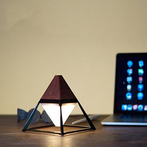 Signstek LEDデスクライト 三段階調光 USB充電式...