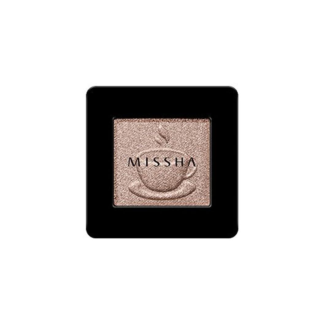 埋め込むシーボード窓[2016 F/W New Color] MISSHA Modern Shadow [Shimmer]/ミシャ モダン シャドウ [シマー] (#SBE03 Chocolate Beige)