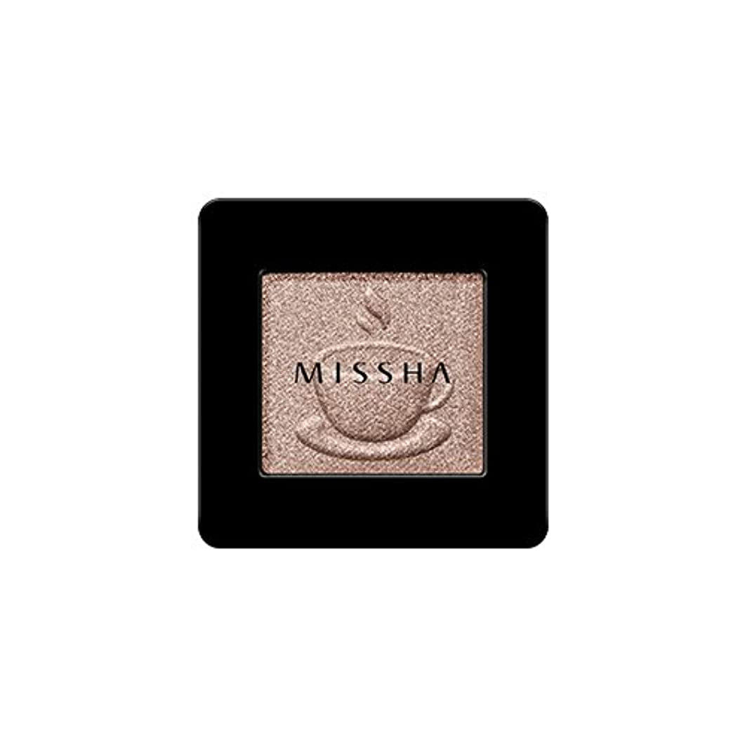 爆発物灰エイズ[2016 F/W New Color] MISSHA Modern Shadow [Shimmer]/ミシャ モダン シャドウ [シマー] (#SBE03 Chocolate Beige)
