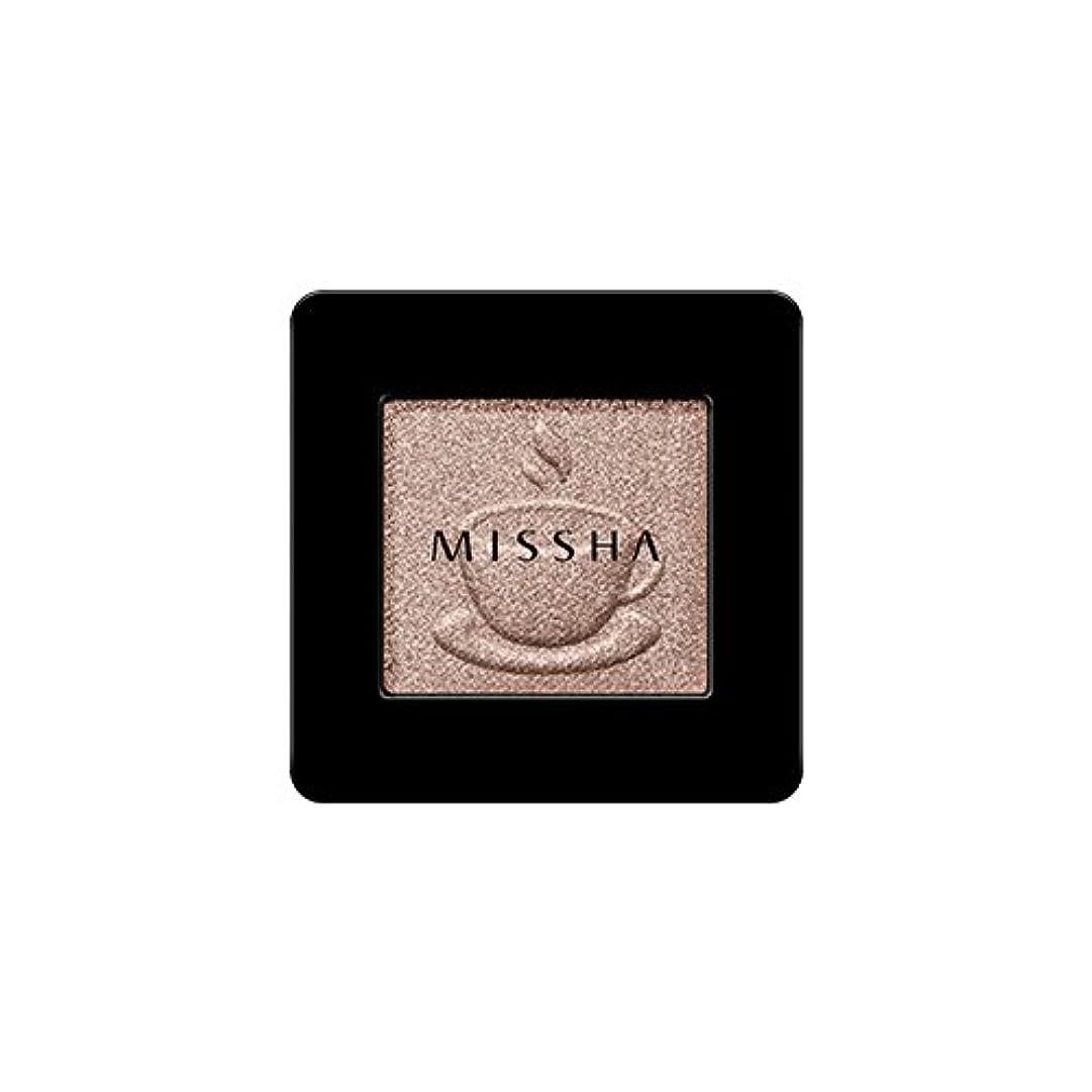 それにもかかわらずスワップ刃[2016 F/W New Color] MISSHA Modern Shadow [Shimmer]/ミシャ モダン シャドウ [シマー] (#SBE03 Chocolate Beige)