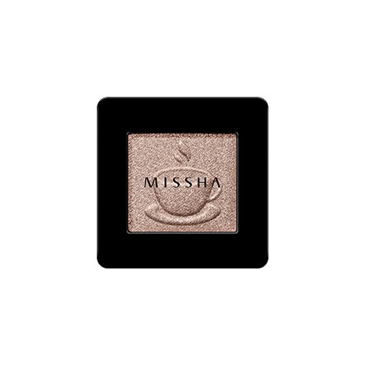 書き出すポータブル変化する[2016 F/W New Color] MISSHA Modern Shadow [Shimmer]/ミシャ モダン シャドウ [シマー] (#SBE03 Chocolate Beige)