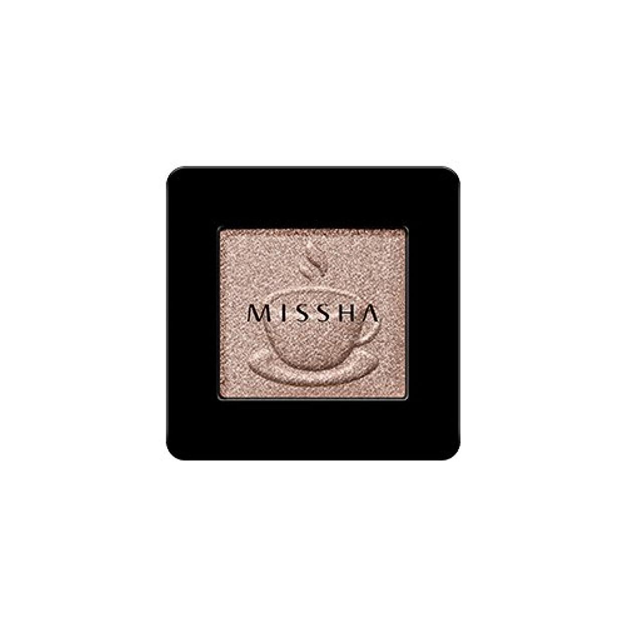 ライナー例示する消費者[2016 F/W New Color] MISSHA Modern Shadow [Shimmer]/ミシャ モダン シャドウ [シマー] (#SBE03 Chocolate Beige)