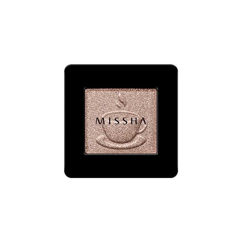 フラフープハグアカデミー[2016 F/W New Color] MISSHA Modern Shadow [Shimmer]/ミシャ モダン シャドウ [シマー] (#SBE03 Chocolate Beige)