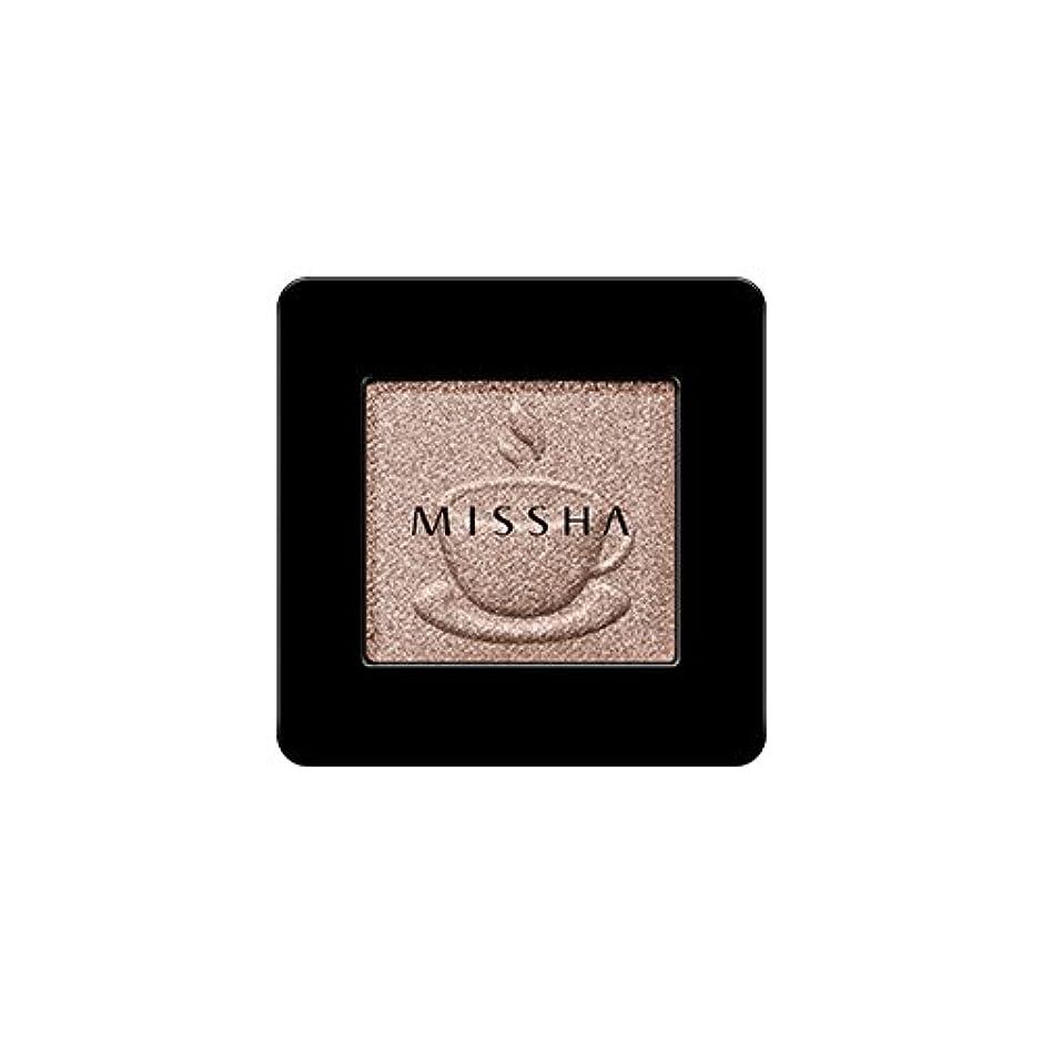 ルーム脚熟考する[2016 F/W New Color] MISSHA Modern Shadow [Shimmer]/ミシャ モダン シャドウ [シマー] (#SBE03 Chocolate Beige)