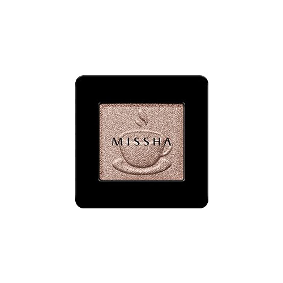 [2016 F/W New Color] MISSHA Modern Shadow [Shimmer]/ミシャ モダン シャドウ [シマー] (#SBE03 Chocolate Beige)