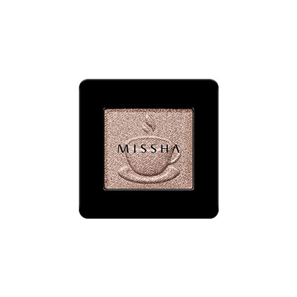 囲まれた小道具かすれた[2016 F/W New Color] MISSHA Modern Shadow [Shimmer]/ミシャ モダン シャドウ [シマー] (#SBE03 Chocolate Beige)