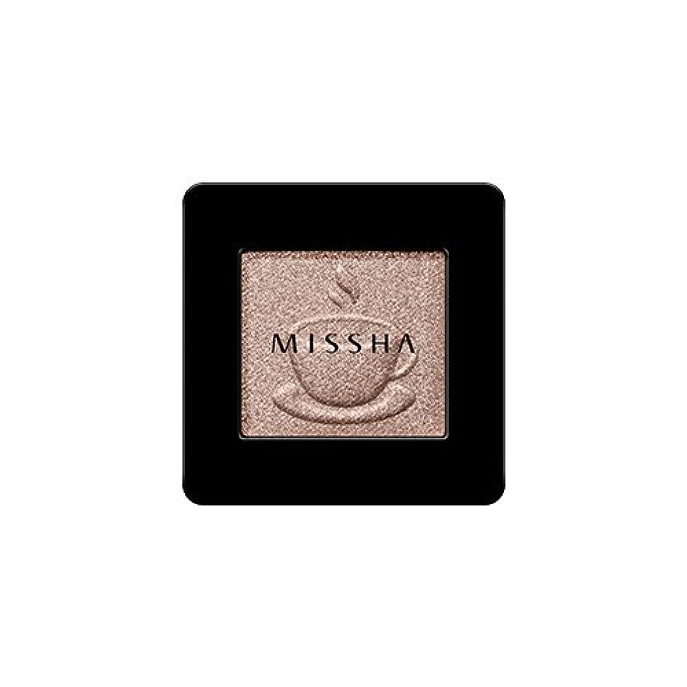 入浴起きている再生可能[2016 F/W New Color] MISSHA Modern Shadow [Shimmer]/ミシャ モダン シャドウ [シマー] (#SBE03 Chocolate Beige)