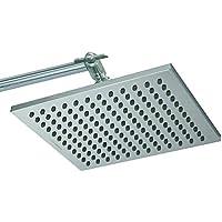 ShowerMaxx 8インチスクエア高圧シャワーヘッド