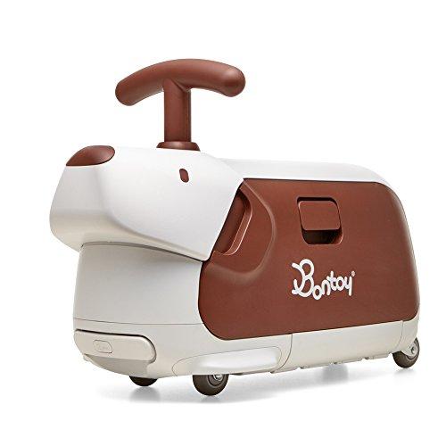 """(ボントイ トラベラー) Bontoy Traveller - 乗用玩具 """"BEAGLE"""" (ブラウン)"""