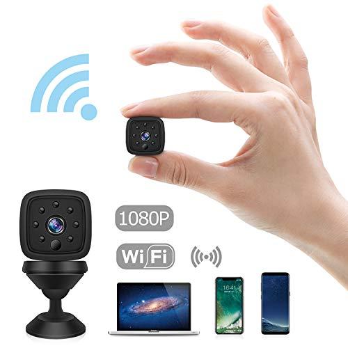 WIFI 超小型隠しカメラ HEYSTOP 小型カメラ スパ...