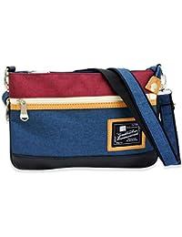 233bc4218aff バッグ ショルダーバッグ サコッシュ メンズ ブランド オシャレ 軽い 軽量 大きめ 長財布が入る 斜め掛け