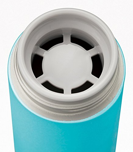 ピーコック ステンレスボトル 【マグタイプ】 0.5L スカイブルー AMM-50(ASK)