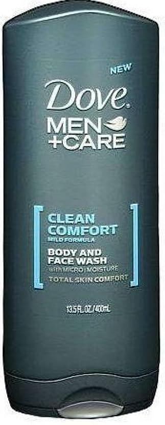 インスタントカテナ始めるDove Men+care Body and Face Wash 13.5 Oz (400 Ml) by Dot Foods-Unilever Hpc [並行輸入品]
