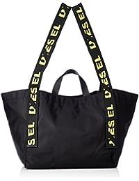 (ディーゼル) DIESEL レディース トートバッグ DELETTHA HZ - shopping bag X05623P1701