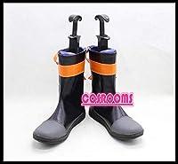(COSROOMS)刀剣乱舞 博多藤四郎 コスプレ靴 ブーツ
