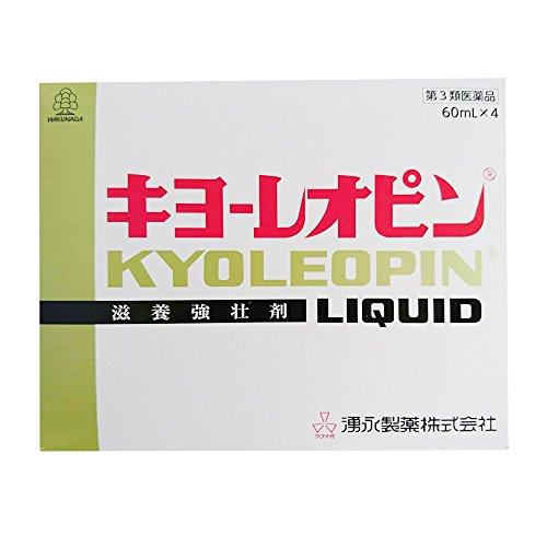 【第3類医薬品】キヨーレオピンw 60mL×4...