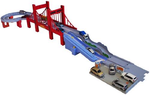 トミカワールド すいすいロード 大鉄橋セット