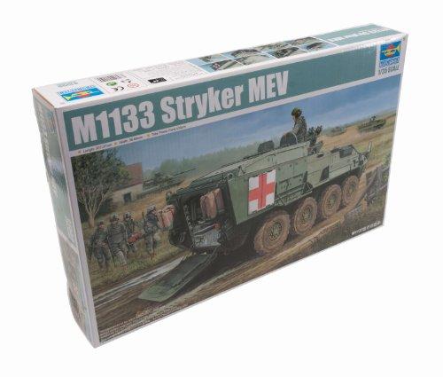 アメリカ陸軍 M1133MEV 野戦救急車 (1/35) (01559)