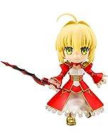 キューポッシュ Fate/EXTRA Last Encore セイバー NONスケール PVC製 塗装済み可動フィギュア