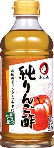 オタフクソース 純りんご酢 500ml×3本