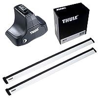 THULE スーリー ベースキャリアセット 754+969+1376 日産 ティーダ 5ドア H16/9- C11系 754+969+1376