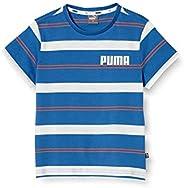 [プーマ] ESS+ ストライプ Tシャツ ボーイズ 589117
