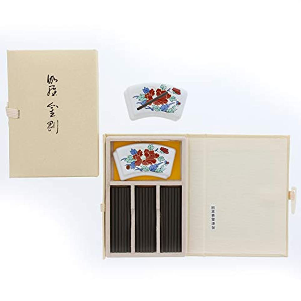 険しい報復する出身地Incense Book Kyara Kongo Aloeswood