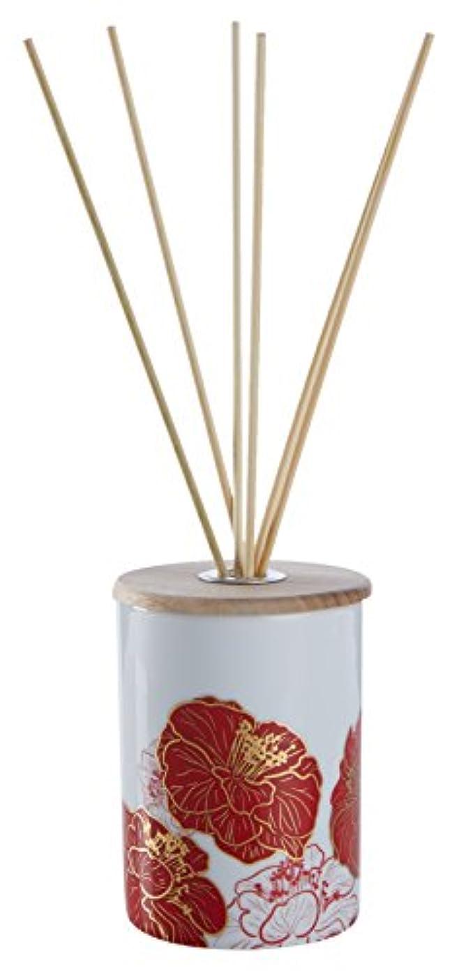 脆いチャネル存在DEICA デイカコウドウ 泥花香堂 アロマフレグランスディフューザー 牡丹(リードディフューザー)