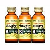 【第2類医薬品】グロンビターデラックスK 100mL×3 ×2