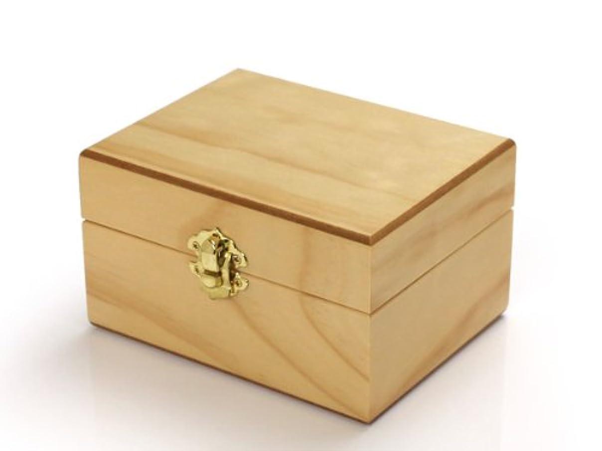 繊維哲学博士ショップエッセンシャルオイル収納ボックス 12本用