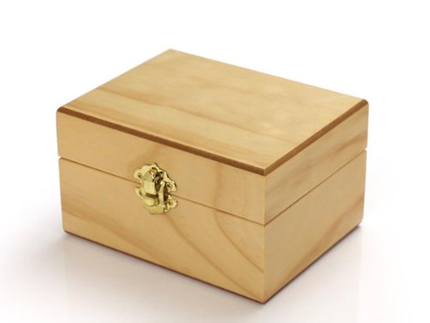 不十分初期のピアニストエッセンシャルオイル収納ボックス 12本用
