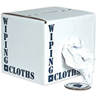 Aviditi Shipping Supplies BR101 Box of Rags New Knit,11.5 Height x 13.25 Length x 12 Width,White [並行輸入品]