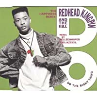 Do the right thing [Single-CD]