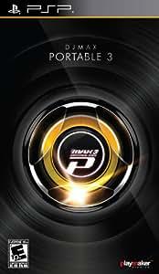 DJ MAX PORTABLE 3 (輸入版:北米)