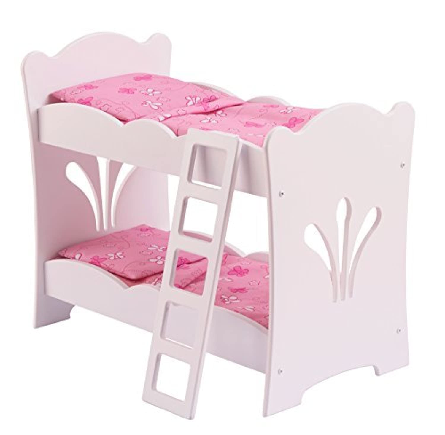 KidKraft Little Doll Bunk Bed [並行輸入品]