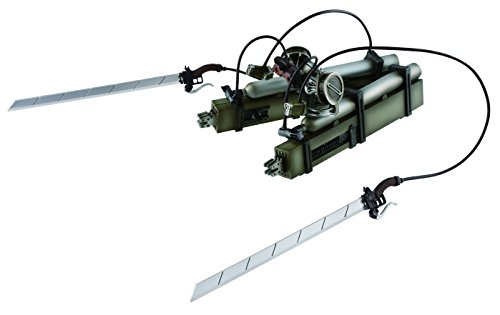 進撃の巨人 立体起動装置ver. MSP エレン 全1種