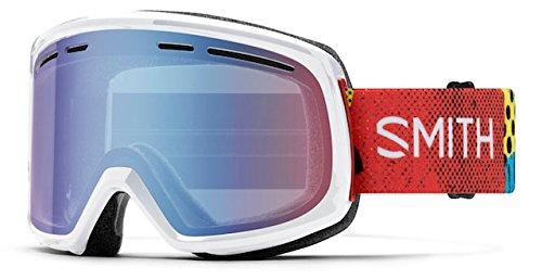 17-18 SMITH スミス ゴーグル Range レンジ Burnside[Blue Sensor Mirror] JAPAN FIT アジアンフィット 日本正規品 入門