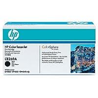CMP500CE260A - Cmptbl Bk Tnr CE260x 17K Yld by Compatibles - 500 Series