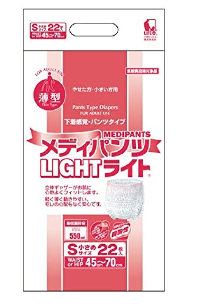 フォーク足音ケーキ近澤製紙 チカザワ メディパンツライト S22 10袋セット売り