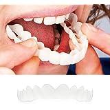 上段 ホワイト義歯 快適な 義歯ケア 模造 義歯