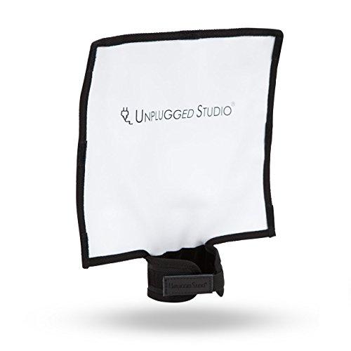 UNPLUGGED STUDIO クリップオンストロボ用 フレキシブルリフレクター