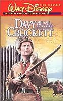 Davy Crockett King of the Wild Frontier [VHS] [並行輸入品]