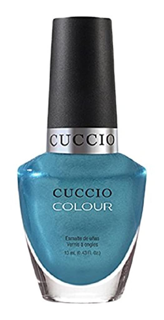 トライアスロンパブ操縦するCuccio Colour Gloss Lacquer - Sugar Daddy - 0.43oz / 13ml