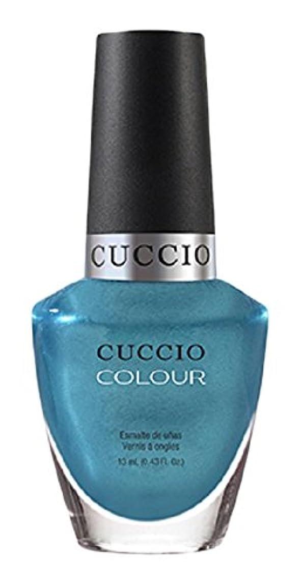 バルセロナ抑制科学的Cuccio Colour Gloss Lacquer - Sugar Daddy - 0.43oz / 13ml