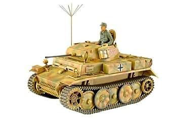 アスカモデル 1/35 ドイツ陸軍 2号戦車L型ルクス 後期型 プラモデル 35-001